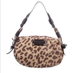 KATE SPADE Leopard Print Nylon Bag